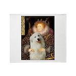 Queen / Gr Pyrenees #3 Throw Blanket