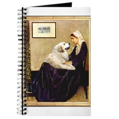 WMom-Great Pyrenees Journal