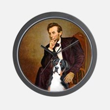 Lincoln / GSMD Wall Clock