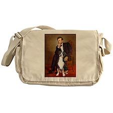 Lincoln / GSMD Messenger Bag