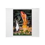 Fairies / GSMD Throw Blanket