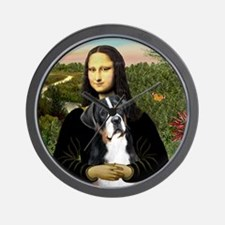 Mona / GSMD Wall Clock