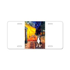 Cafe / GSMD Aluminum License Plate