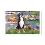 Lilies / GSMD 20x12 Wall Decal