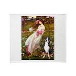 Windflowers / GSMD Throw Blanket
