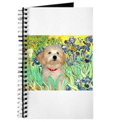 Irises / Havanese Journal