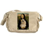 Mona / Havanese Messenger Bag