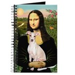 Mona Lisa / Ital Greyhound Journal