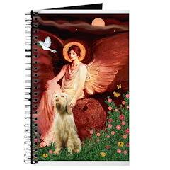 Seated Angel /Italian Spinone Journal