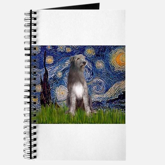 Starry/Irish Wolfhound Journal