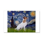 Starry / JRT Car Magnet 20 x 12