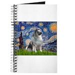 Starry / Keeshond Journal