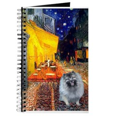 Cafe / Keeshond (F) Journal