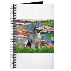 Lilies / Keeshond Journal