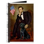 Lincoln & his Black Lab Journal