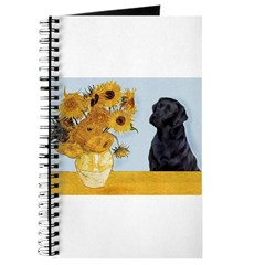 Sunflowers / Lab Journal