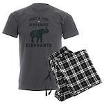 Cafe & Black Lab Organic Toddler T-Shirt (dark)