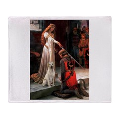 Accolade / Lab (y) Throw Blanket