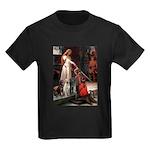 The Accolade & Lab Trio Kids Dark T-Shirt