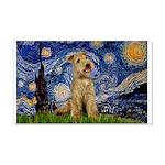 Starry Night Lakeland T. 20x12 Wall Decal