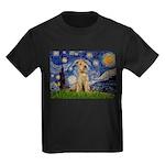 Starry Night Lakeland T. Kids Dark T-Shirt