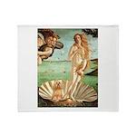 Venus / Lhasa Apso #9 Throw Blanket
