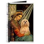 Madonna / Lhasa Apso #9 Journal