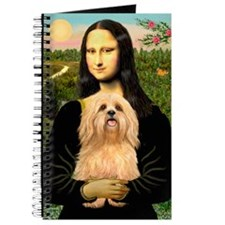 Mona / Lhasa Apso #9 Journal