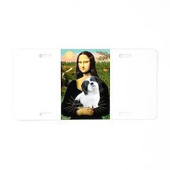 Mona / Lhasa Apso #2 Aluminum License Plate