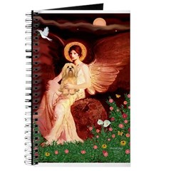 Angel / Lhasa Apso #9 Journal