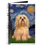 Starry / Lhasa Apso #9 Journal