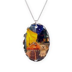 Cafe / Lhasa Apso #9 Necklace