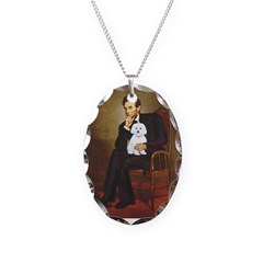Lincoln / Maltgese (B) Necklace