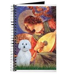 Mandolin Angel / Maltese (B) Journal
