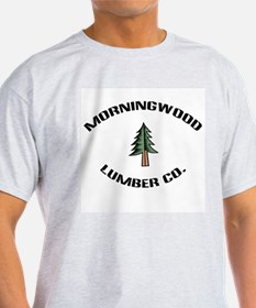 Morningwood Lumber Co. Ash Grey T-Shirt