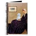 Whistlers Mom / Maltese (B) Journal