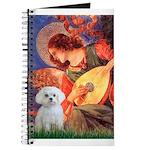 Mandolin Angel & Maltese Journal