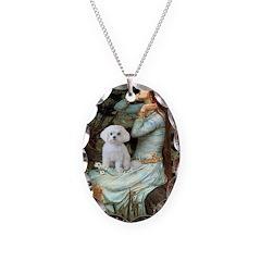 Ophelia's Maltese Necklace