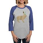Whistler's / Min Pin Organic Toddler T-Shirt (dark