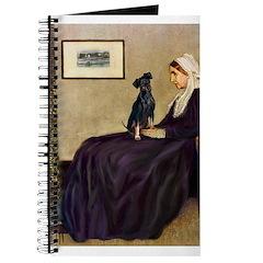 Whistler's / Min Pin Journal