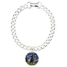 Starry / Min Pinscher Bracelet