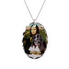 Mona Lisa's Landseer Necklace