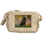 Garden / Newfoundland Messenger Bag