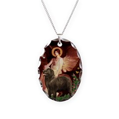 Angel & Newfoundland (B2S) Necklace