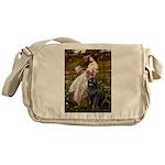 Windflowers / Newfoundland Messenger Bag