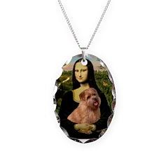 Mona / Norfolk Terrier Necklace