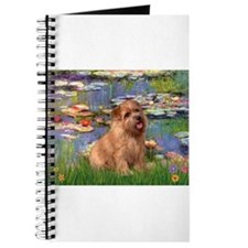 Lilies /Norfolk Terrier Journal