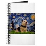 Starry /Norwich Terrier Journal