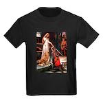 The Accolade & Nova Scotia. Kids Dark T-Shirt