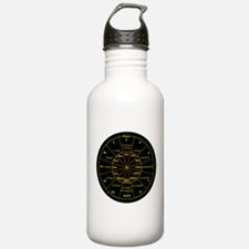Funny Bass clef Water Bottle